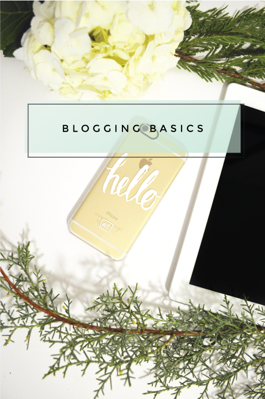 Blogging Basics - The online class!